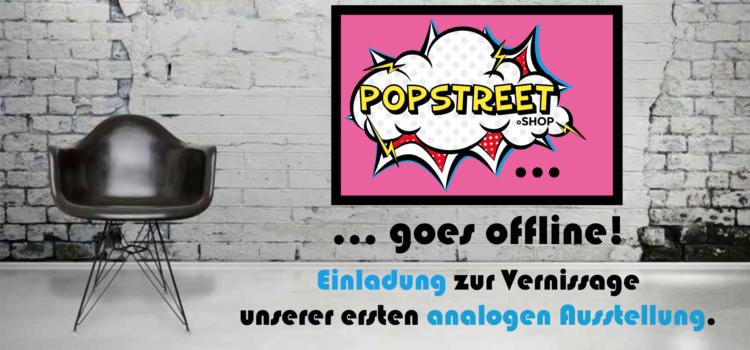 Popart, Urbanart – Popstreet.shop goes offline!